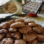 Vincent's Crispy Almond Biscuits
