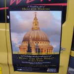 at St Paul's Cathedral