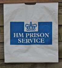 Carrier bag from Sudbury open prison