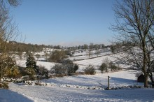 The valley in snow IMG_6529