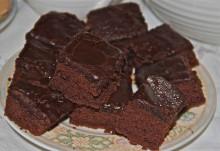 Gooey Choc Cake lo IMG_1168