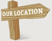 Self Catering accommodation in Derbyshire map