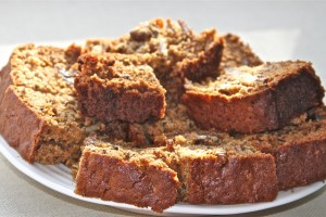 Dates and Tamarind -a delicious and unusual cake